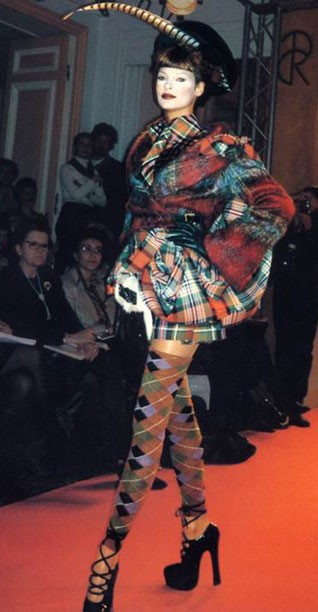 Iconic Wednesday Fashion Designer Vivienne Westwood Ugly Ducklings